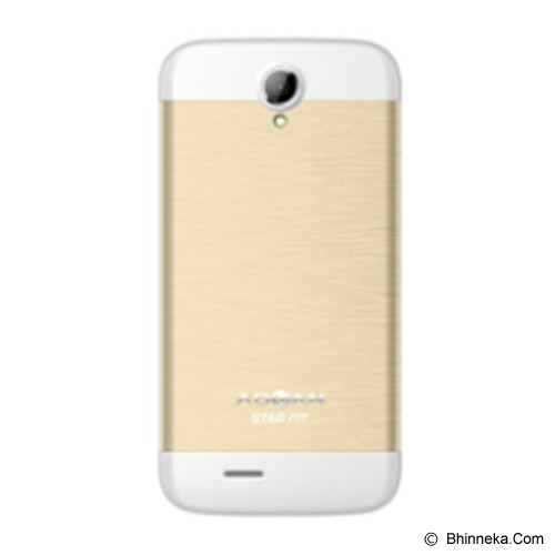 ADVAN Vandroid [S45C] - White/Silver - Smart Phone Android
